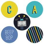 Beep Bop by Molly Leonard