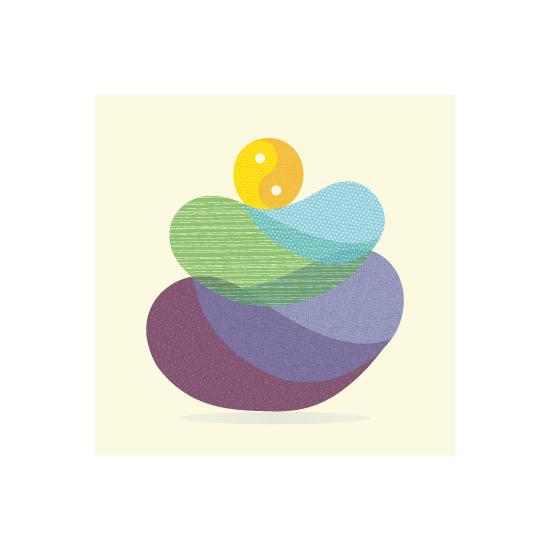 art prints - Paisley Balance by Jana J