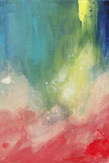 art prints - Color Burst by Lindsay Megahed