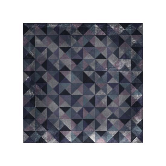 art prints - Winter Mosaic by Paper Dahlia