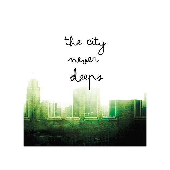 art prints - Cities Never Sleep by Kelly Sikkema
