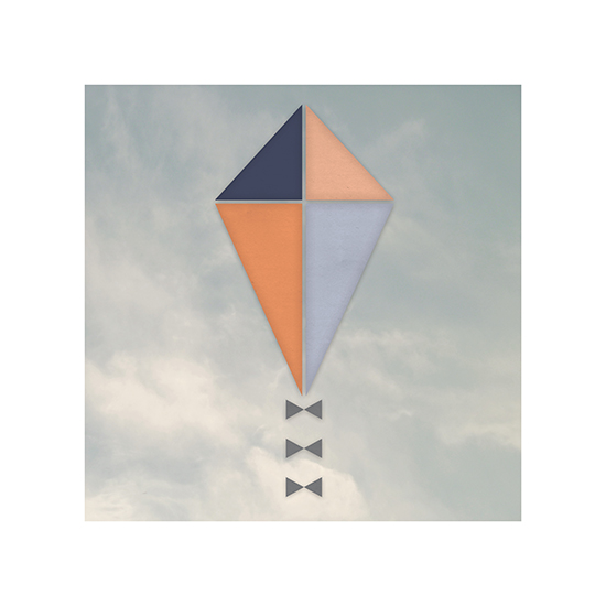 art prints - Paper Kite by Kelly Sikkema