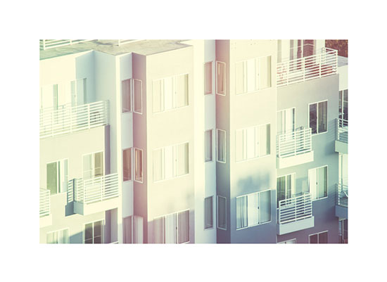 art prints - Colored Sunny Windows by Kelly Sikkema