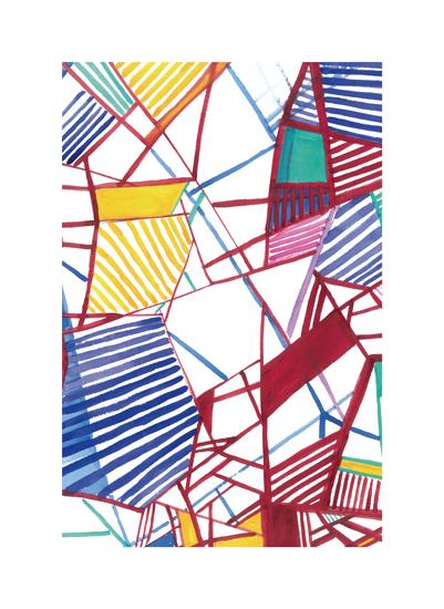 art prints - Olga by Tulia Lulu