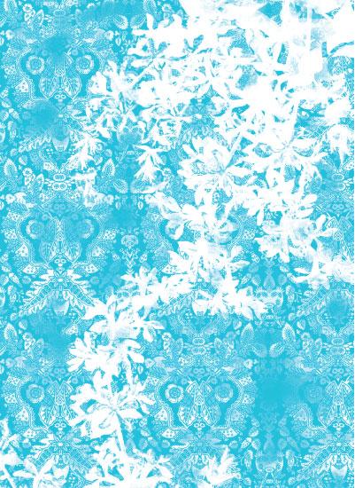 art prints - Deflt floral by Kendra Lebo