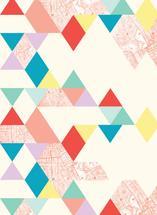 map trangles by Kendra Lebo