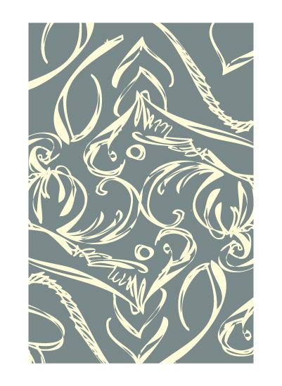 art prints - Paisley Deconstructed by Clara Pierce