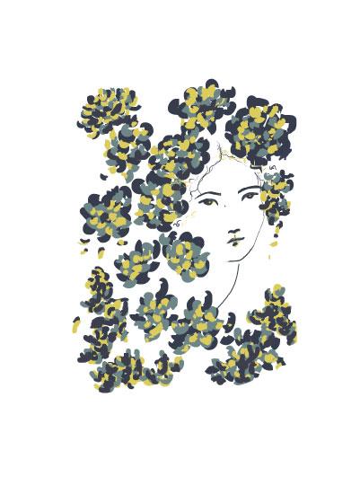 art prints - Mimosa by mayacoa