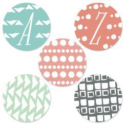 shapes + pieces