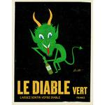 Le Diable Vert by John Coulter