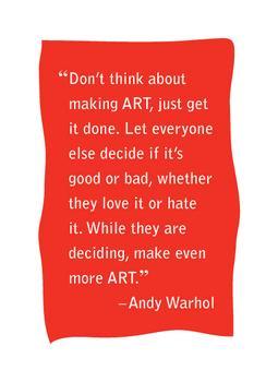 Creative Inspiration from Mr. Warhol