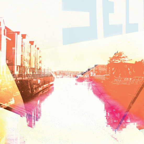 art prints - Waterfront by Jeanetta Gonzales