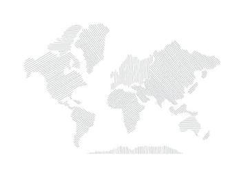 Modern World Map