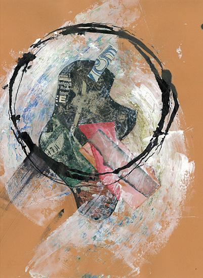 art prints - Fifth Orbit by Misty Hughes