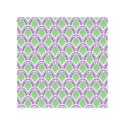 Scallop Blockprint Watercolor