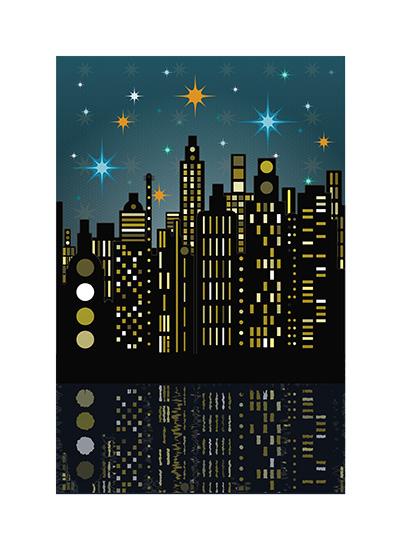 art prints - Nightscapes by Jennifer Gregory