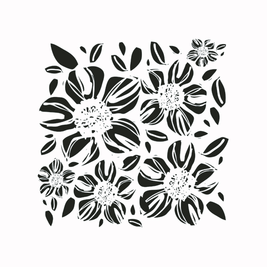 art prints - Floral Blast by Jeanetta Gonzales