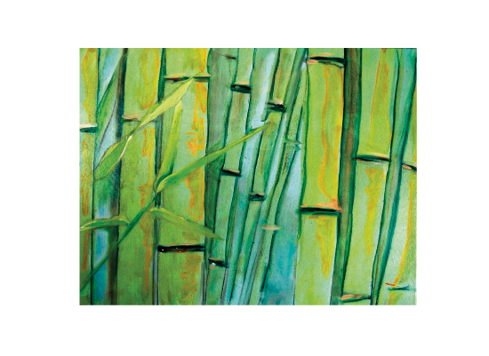 art prints - Bamboo Moment by margot rogers