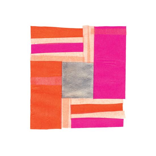art prints - Abstract Brights 1 by Kelly Nasuta