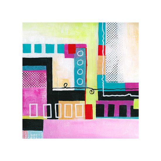 art prints - Determined Direction by Laura Bolter Design