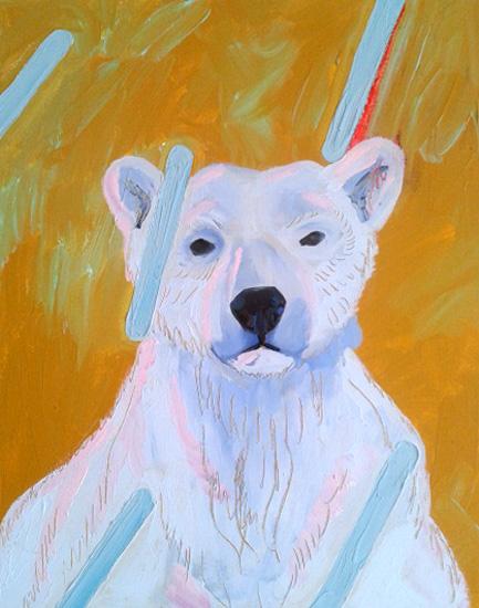 art prints - Polar Rain by Debra Bianculli
