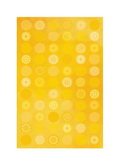 art prints - Sunshine & Flowers by Ann Gardner