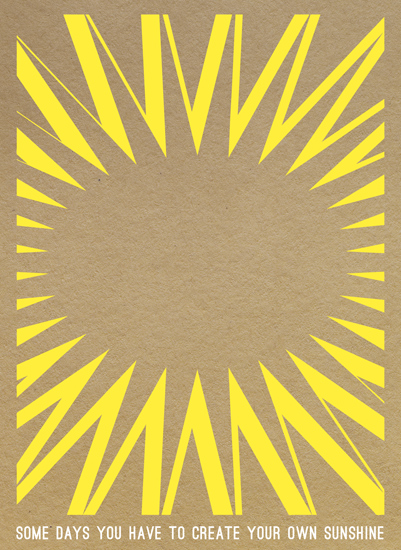 art prints - Sun Rays by Molly Leonard