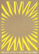 Sun Rays by Molly Leonard