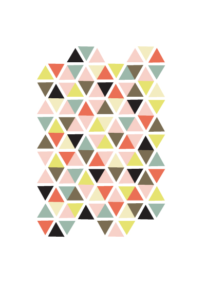art prints - try angle by Guess What Design Studio