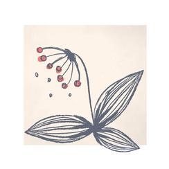 Serene Leaves 2