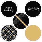 Fabulous 40 by Ashten Buxton