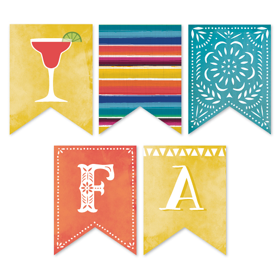party decor - Fiesta! by Hooray Creative