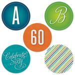 Celebrate Sixty by Ellie B