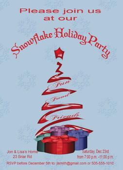 Snowflake Holiday