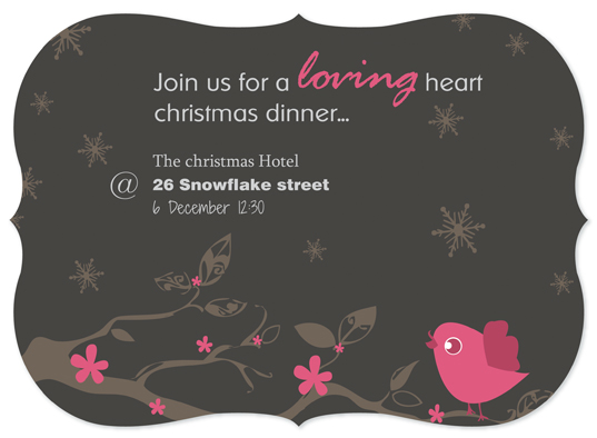 party invitations - Holiday Party Invitation by Gazelle