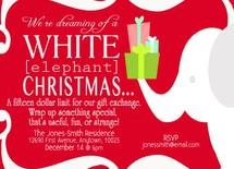 White Elephant by Kelly Dodds