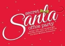 Snowy Secret Santa by Joanna