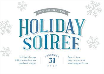 Holiday Soiree