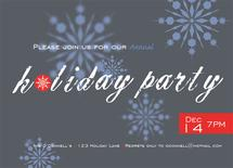Winter Holiday Party In... by Anna Cipollone