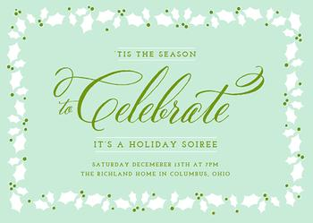 minty celebration