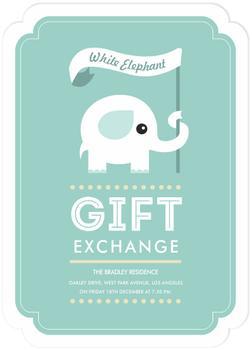 Mod White Elephant
