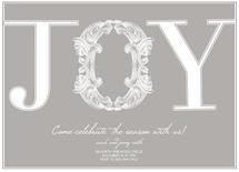 Joy Scroll by Hazel and Bright
