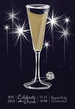 NYE Celebrate with a Dr... by Julie Thompson