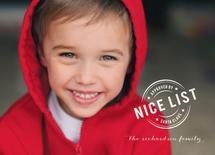 The Nice List by Barney Design