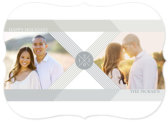 holiday photo cards - First Couples Xmas by Candace McRae