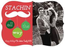Stachin' All the Way by Rebecca Allen