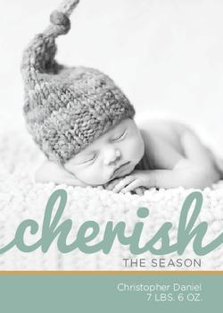Cherish Your Baby