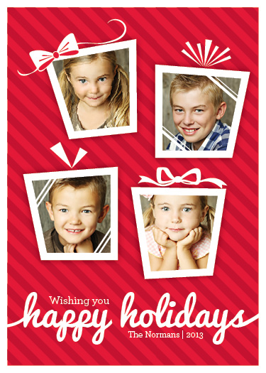 holiday photo cards - Gifts Galore by Joanna