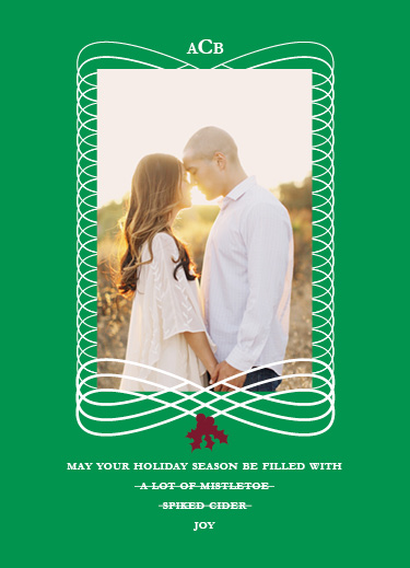 holiday photo cards - Classy & Sassy by Jocelyn
