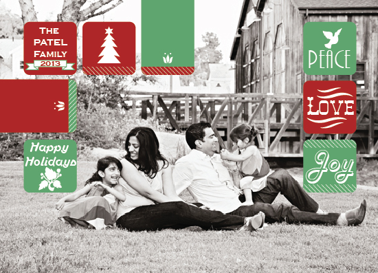 holiday photo cards - Holiday App Design by Jana J